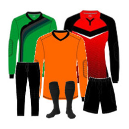 Custom Goalkeeper Kits