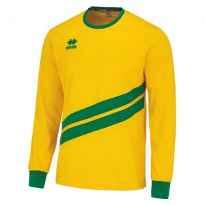 Errea Football Shirts Long Sleeve