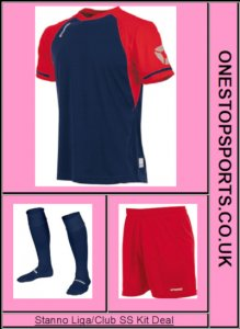 Stanno Kit Deals : Short Sleeve