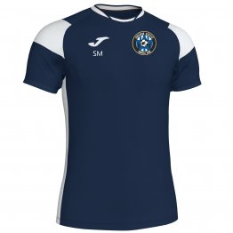Coulsdon Athletic Joma Crew III Training Top Nvy