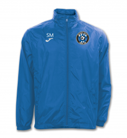 Coulsdon Athletic Iris Rain Jacket Royal