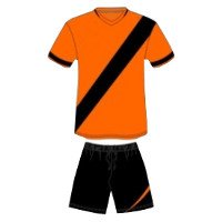 Custom Made Durban Football Kit