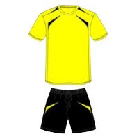 Custom Made Flash Football Kit