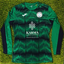 Inspire Futsal Goalie Shirt Green