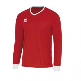 Errea Lennox Football Shirt Long Sleeve