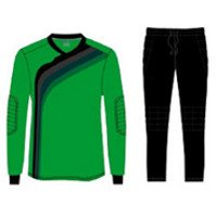 Custom Made Rim Goalkeeper Shirt with Trouser
