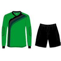 Custom Made Rim Goalkeeper Shirt with Short