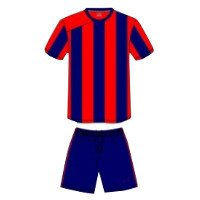 Custom Made Scot Football Kit