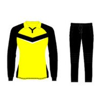 Custom Made Vitoria Goalkeeper Kit with Trousers