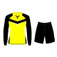 Custom Made Vitoria Goalkeeper Kit with Short