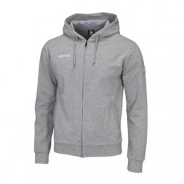 Errea Wire 3.0 Hooded Zip Sweatshirt