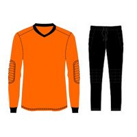 Custom Made Zenit Goalkeeper Shirt with Trouser