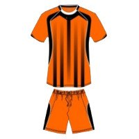 Custom Made Rim Football Kit